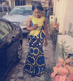 Swag Up With These Ankara Skirt and Blouse Styles Designed for Beautiful Ladies.Swag Up With These Ankara Skirt and Blouse Styles Designed for Beautiful Ladies African Men Fashion, African Dresses For Women, Africa Fashion, African Attire, African Fashion Dresses, African Women, Fashion Outfits, Ghanaian Fashion, Woman Fashion