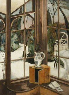 Paul Nash The Window, Iver Heath - The Largest Art reproductions Center In Our website. Low Wholesale Prices Great Pricing Quality Hand paintings for salePaul Nash Open Window, Window Art, Time Painting, Painting & Drawing, English Artists, British Artists, Art Uk, Your Paintings, Art Reproductions