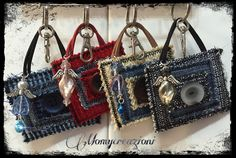 bag charms#portachiavi#borsetta#minipurse#