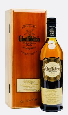 GLENFIDDICH 1972 32 Year Old Cask #16032, Speyside
