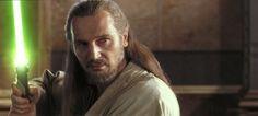 *QUI-GON JINN (Liam Neeson) ~ Star Wars: Episode I - The Phantom Menace, 1999