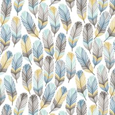 Hawthorne Threads - Feathers - Feathers in Thicket