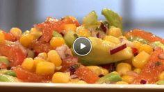 Mexicaanse maïssalade - recept | 24Kitchen