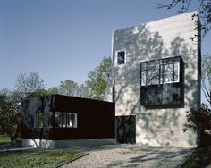 House In Zuidzande, Netherlands / MJOSE VAN HEE © David Grandorge