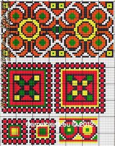 Gallery.ru / Фото #28 - Украинская вышивка ( Карпаты) - valentinakp