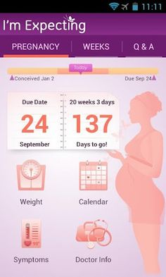 Apps for pregnancy and conception    * LOVE THIS APP*