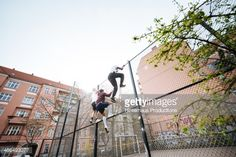 Stock-Foto : Entering Urban Soccer Place