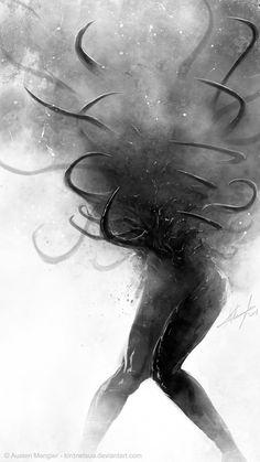 Мрачные картинки,красивые картинки