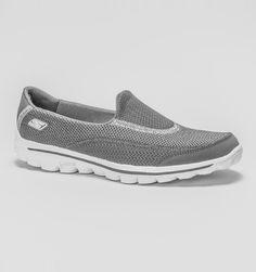Skechers Go Walk 2 Grey