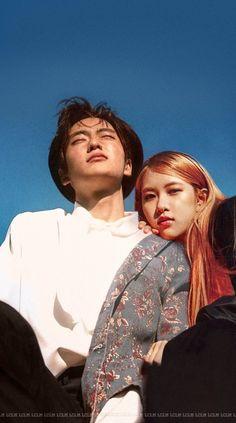 Kpop Couples, Cute Couples, Picture Mix, Conan Gray, Jung Jaehyun, Jaehyun Nct, Jennie Blackpink, Park Chaeyoung, Kpop Boy