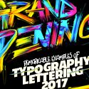 25 Remarkable Lettering and Typography Design for Inspiration