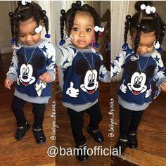 Cute baby @bamfofficial