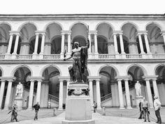 New post on my blog http://rompiballeontheroad.blogspot.co.uk/  #Milano #Milan #Italy #tour #travel #travelling #viaggi #city #citybreak #stazionecentrale #expo #expo2015 #architecture #museum #pinacoteca #brera