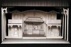 """Showboat : 1/4"""" Scale Model - Theatre Interior"""