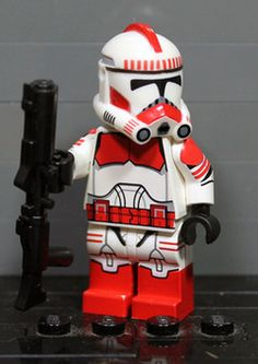 Clone Army Customs | P2 Shock Trooper