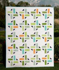 Division Quilt Pattern | Craftsy