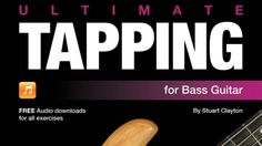 Ultimate Tapping for Bass Guitar Louis Johnson, Long Time Ago, Bass, Guitar, Watches, Money, Music, Musica, Musik