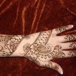 Bridal Mehndi Designs for Girls