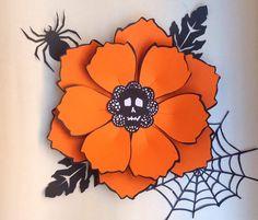 Halloween Flowers, Halloween Crafts For Kids, Halloween Projects, Fall Crafts, Halloween Diy, Holiday Crafts, Halloween Stencils, Halloween Clipart, Halloween Train