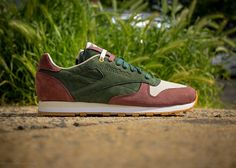 Highs And Lows x Reebok Classic Leather