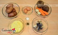 Salata Suba Pudding, Eggs, Breakfast, Desserts, Salads, Morning Coffee, Tailgate Desserts, Deserts, Custard Pudding