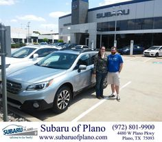 https://flic.kr/p/GB8aKE | #HappyBirthday to Brianne/Chris from Daniel Guerrero at Subaru of Plano! | deliverymaxx.com/DealerReviews.aspx?DealerCode=K252