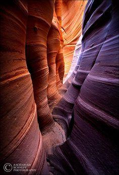 ✯ Zebra Canyon - Utah