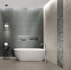 Lumina Glam: piastrelle bagno moderno ed elegante | FAP Modern Floor Tiles, Wall And Floor Tiles, Wall Tiles, Best Bathroom Tiles, Bathroom Flooring, Modern Bathroom, Bathroom Ideas, Spa Bathrooms, White Bathroom