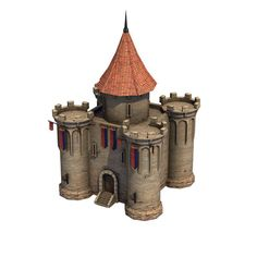 Elevate your workflow with the Top-Down Medieval Castle asset from Polygrade. Find this & other Fantasy options on the Unity Asset Store. Medieval Houses, Medieval Castle, Medieval Fantasy, Play Houses, Fairy Houses, Doll Houses, Minecraft Creations, Minecraft Designs, Minecraft Ideas