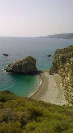 Kaladi beach, Kythira Island 2, Island Beach, Beautiful Islands, Beautiful Places, Greece Pictures, Paradise On Earth, Greece Islands, Beach Fun, Homeland