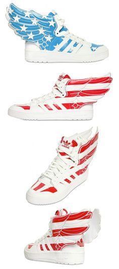 Novos tênis da Adidas inspirados na forca aérea dos EUA. shoes. Rafael  Liminha · My Style · adidas lança novo tênis feito de seda da aranha  sintética ... b29f5f39bfed8