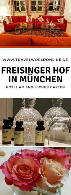 Gemütlich und ruhig übernachtet man im Hotel Freisinger Hof in Oberföhring am Englischen Garten in München.   #münchen #hotel #munich #englischergarten #münchenhotel #munichhotel