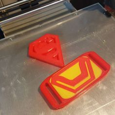 Superman vs evil superman #3dprinting #3dprint by mrnavasuc