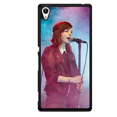 Beautiful Lauren Mayberry TATUM-1652 Sony Phonecase Cover For Xperia Z1, Xperia Z2, Xperia Z3, Xperia Z4, Xperia Z5