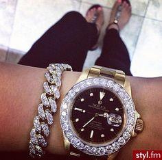 Haute Rolex...