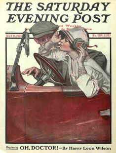 Cover of The Saturday Evening Post July 21, 1923