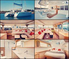 Catamaran Lagoon 450 <3