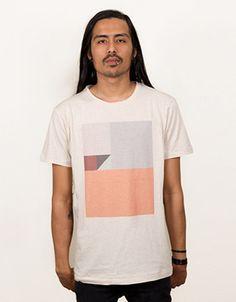 Abstrakt T-shirt