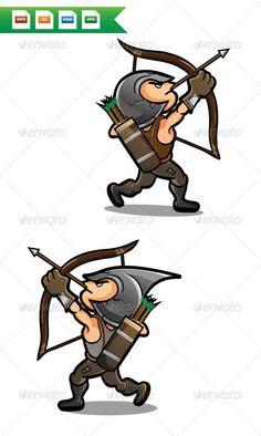 Realistic Graphic DOWNLOAD (.ai, .psd) :: http://hardcast.de/pinterest-itmid-1008179633i.html ... Cartoon Archer ...  archer, archer character, archery, catoon archer, cute, elf, games, illustration, vector, vector archer, warrior  ... Realistic Photo Graphic Print Obejct Business Web Elements Illustration Design Templates ... DOWNLOAD :: http://hardcast.de/pinterest-itmid-1008179633i.html