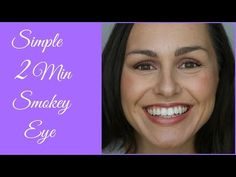 Quick and Easy Smokey Eye for Beginners Smokey Eye, Make Up, Eyes, Makeup, Make Up Dupes, Smoky Eye, Maquiagem