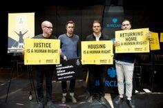 Cold War Kids for Amnesty International