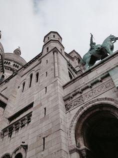 Basilica Sacre Coeur - Paris