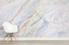 Checkout our stunning bronze cracked marble wallpaper. Create a classy interior with this white, blue, green & pink marble effect mural. Marble House, Marble Wall, Marble Effect Wallpaper, Purple Wallpaper, Modern Wallpaper, Cracked Marbles, Beige Marble, Black Marble, Bronze