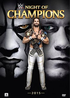 WWE: Night of Champions 2015 (DVD)On a night where of every Title is on the line, WWE Superstars and Divas will do whatever it takes to be called a 'champion'. The Vigilante Sting has returned to WWE