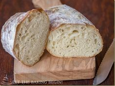 Rustic Farmer's Bread - Golden Crackly Crust with Chewy Crumb, a few basic ingredients is all it takes to make this beauty. I feel that each time I sit down to write another post, I want to start w...