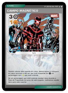 Fabian Balbinot - MagicJebb: Marvel Battle Scenes - Um suporte muito versátil, ...