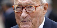 L'écrivain et académicien Alain Decaux est mort à 90 ans