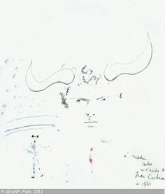 cocteau-jean-1889-1963-france-homme-torso-dans-l-arene-1033242-500-500-1033242.jpg (425×500)
