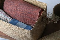 Krajood Clothes Box by VTTHAI on Etsy