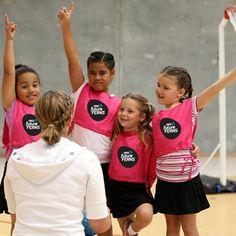 ANZ and Netball New Zealand launch new junior Netball programme